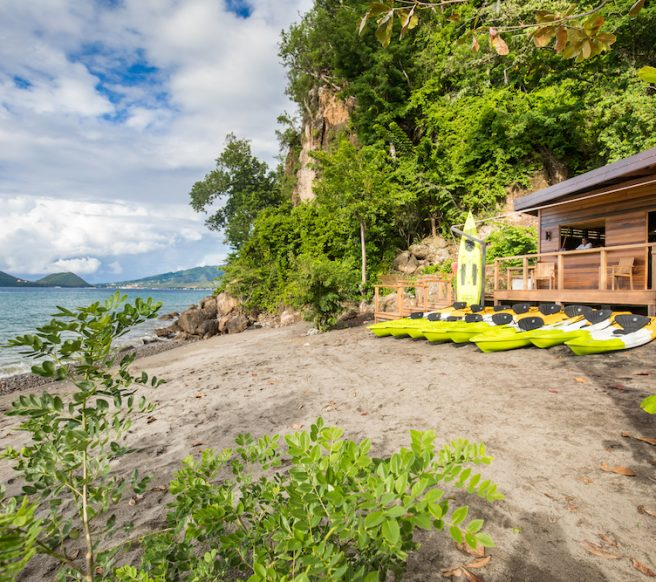 Zamann Watersports Hut
